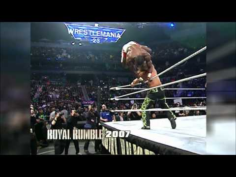 Royal Rumble: Royal Rumble Match highlights from 2007