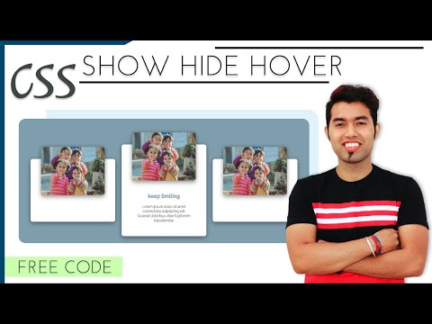 🔴 Create Awesome Image Card Hover Effect Animation using CSS    Free Source Code   2021