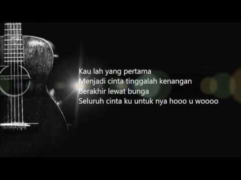 Bebi Romeo - Bunga Terakhir (Official Lyric Video)