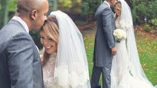 Katie Piper marries Richard Sutton & calls it 'one of the best days' of her life