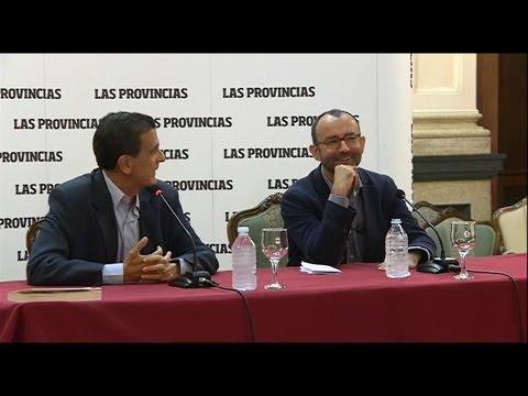 """Conferencia, Rafael Santandreu en """" AULA LAS PROVINCIAS"""""""