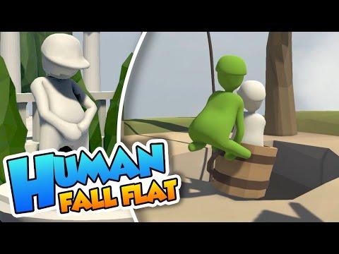 Hare lo que tu digas! - #03 - Human Fall Flat con Naishys (PC 60FPS)