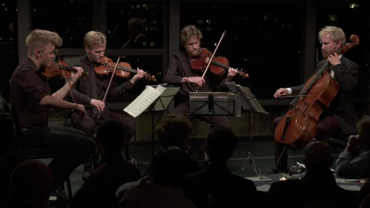 Exciting Danish String Quartet Hong Kong Debut (press
