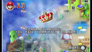 New Super Mario Forever 2012 [PC] Walkthrough - Map 4