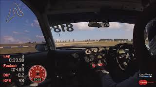 "BYP Racing Budget Honda Civic Race Car ""Emma"" - H Nationals 2018 Wakefield Park 1:04.5"