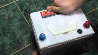 видео аккумулятор на таврию