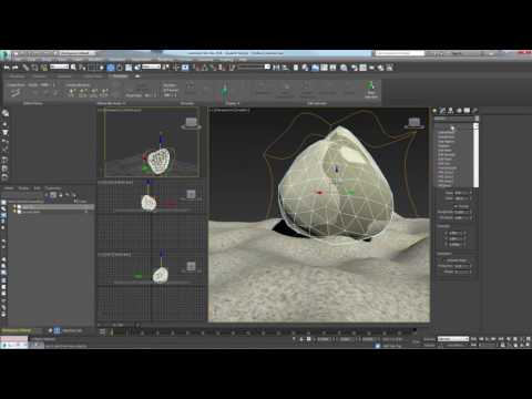 Creating an Underwater Scene in 3Ds Max with Jon Simpson