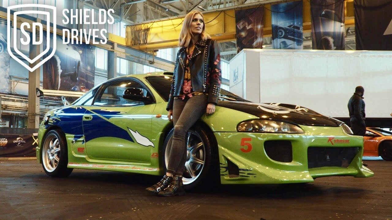 FAST AND FURIOUS LIVE My Exclusive First Look YouTube - Fast and furious car show