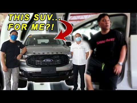 FORD Iloilo gave me an Everest SUV this Fathers Day | Ilonggo Vlog #127