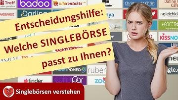 Entscheidungshilfe: Welche Singlebörse passt zu Ihnen? Aus: Singlebörsen verstehen