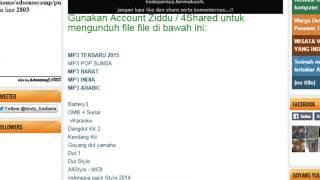 Download lagu Cara Download MP3 Midi dan berbagai Jenis File MP3