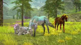 Horses of the Forest - Free Animal Simulator for Android and iOS