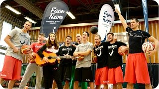 Breaking FIVE Guinness World Records in a day I Face Team