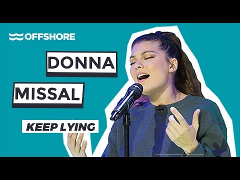 Donna Missal - Keep Lying (Live in LA) l OFFSHORE