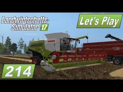 LS17 #214 Neuer Claas Lexion 780 mod #Lets Play Landwirtschafts Simulator 2017 mod map #deutsch #FS