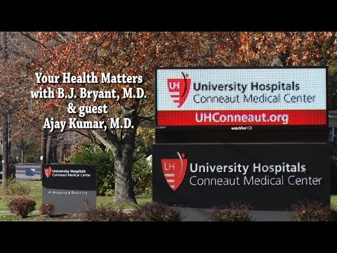 Your Health Matters with B.J. Bryant, M.D. - Diabetes