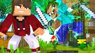 Minecraft BANINDO HACKERS #01 - ACHEI O MELHOR HACKER