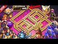 TH11 WAR BASE 2018 Anti 2 Star/Anti 3 Star With Replay Anti Queen Walk BoWitch Anti Everything
