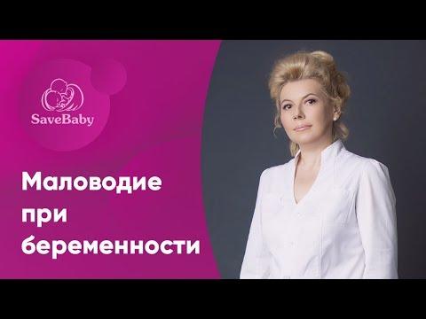 Маловодие при беременности. Елена Никологорская. Акушер-гинеколог. СПб