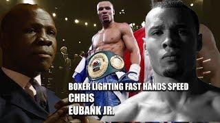 Chris Eubank jr | BOXER LIGHTING FAST HANDS SPEED Ep 3