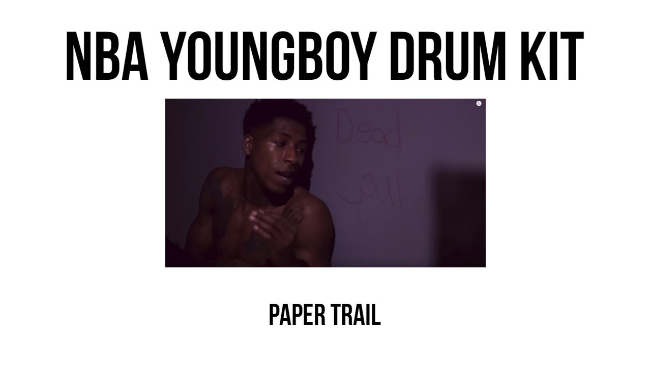 (FREE) NBA Youngboy DRUM KIT - `Paper Trail` (RARE SOUNDS)