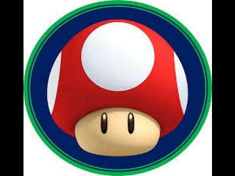 Mario Kart Wii-Mushroom Cup: part 1