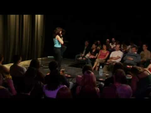 Lucy Porter - The Good Life DVD Extract 2