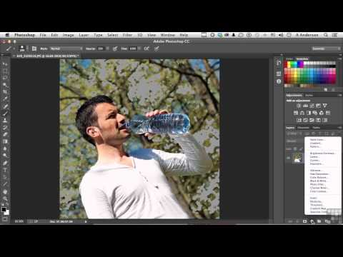 Adobe Photoshop CC Tutorial | Controlling Out-Of-Gamut Colors