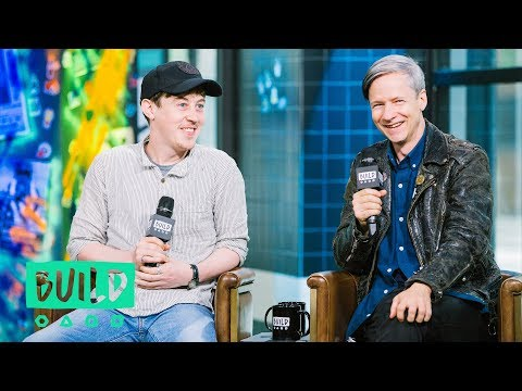 "John Cameron Mitchell & Alex Sharp Discuss The Film, ""How to Talk to Girls at Parties"""