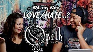 Opeth- Bleak (First Listen w/ my Wife!)