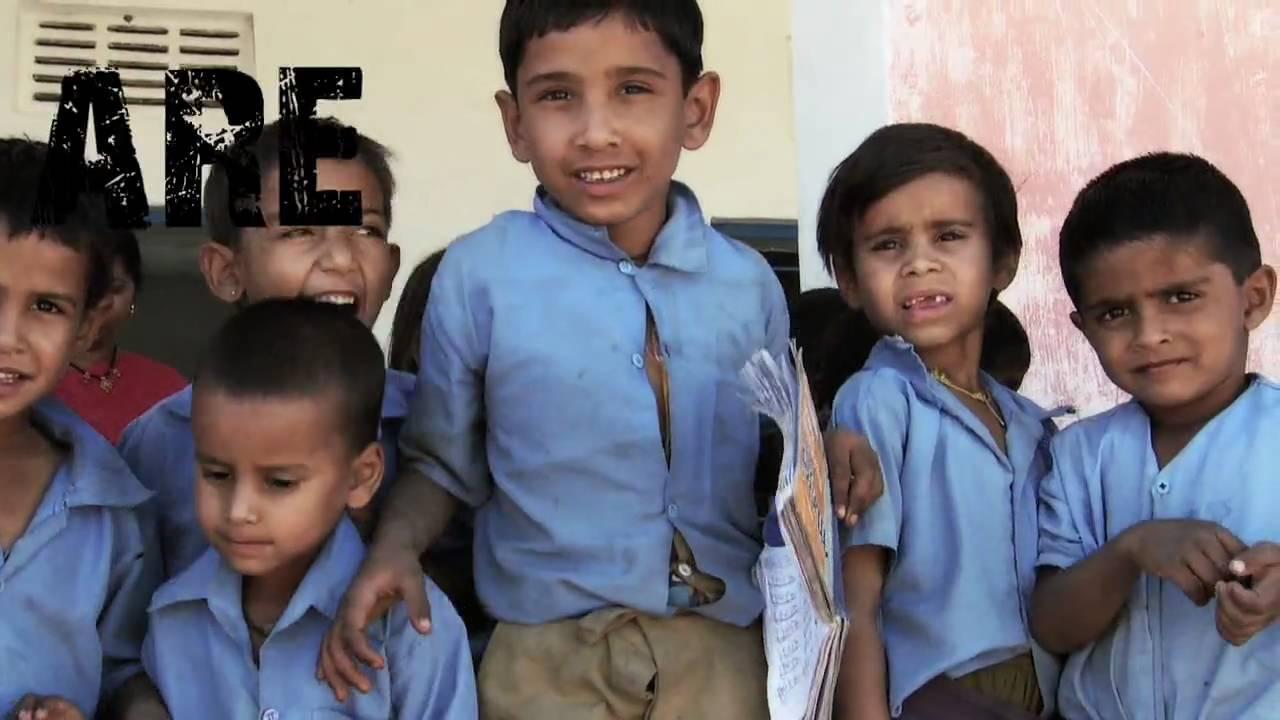 Free The Children - Adopt a Village - YouTube