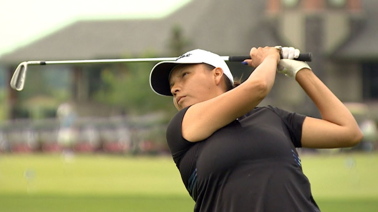 'I would give up sleep, anything, for this game': Indigenous golfer heads to nationals