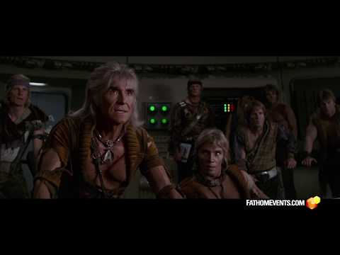 "Star Trek II: The Wrath of Khan ""Into the Mutara Nebula"" Film Clip"