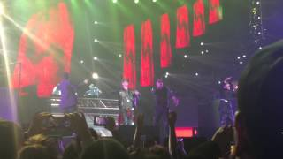 Ella se Contradice - Plan b Ft. Baby Rasta & Gringo - Staples center -los Angeles CA