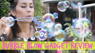 Bubbleblow Gadgets Review!