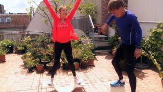 Finde dein Fitnessgerät: Anna und Achim testen das U-Shape