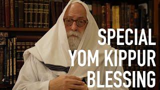 Special Yom Kippur Blessing from Rabbi Simon Jacobson