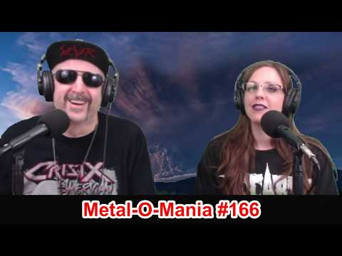 #166   Metal O Mania - May 13th, 2020 - The Adriaaan Interview Episode   YouTube Censored