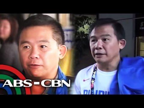 Chot Reyes terminated as Gilas Pilipinas coach