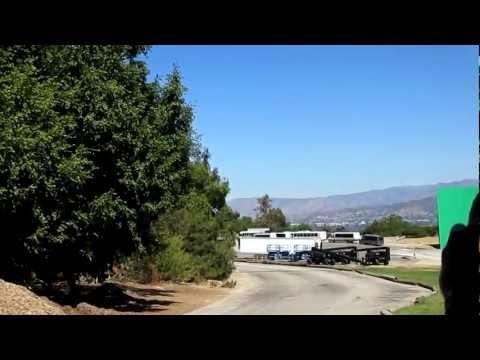 Falls Lake Universal Studios Hollywood Studio Tour Universal City California