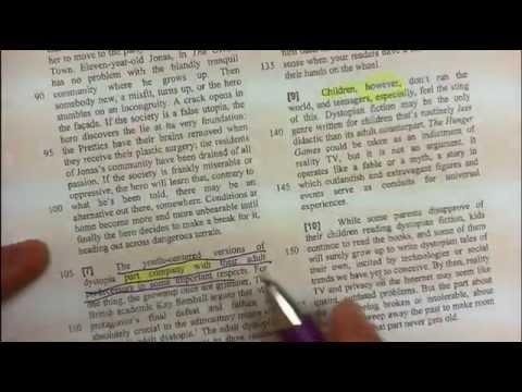 English Dse Sample Paper