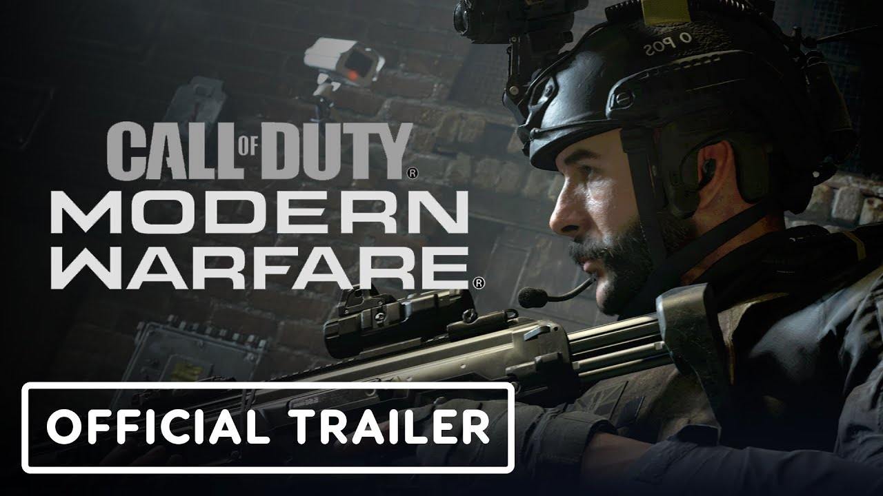 Call of Duty: Modern Warfare Reveal Trailer – Police
