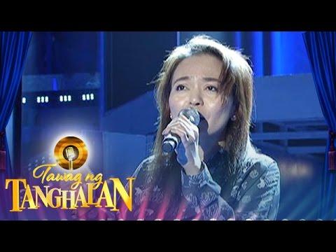 Tawag ng Tanghalan: Shirley Mauleon | Making Love Out Of Nothing At All