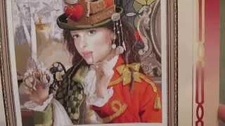видео Нитки мулине 165 DMC (Франция) арт.117