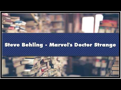 Steve Behling Marvel's Doctor Strange Audiobook