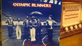 Olympic Runners ‎--  Solar Heat