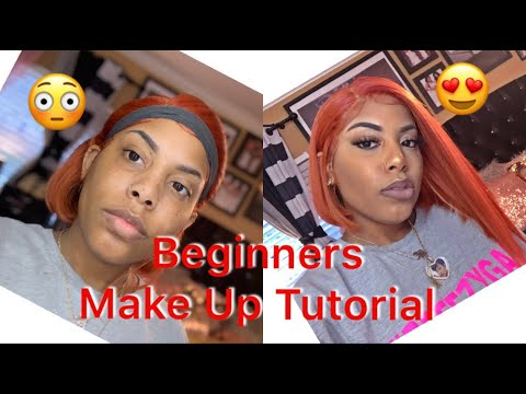 beginners makeup tutorial  the crayon case  everyday
