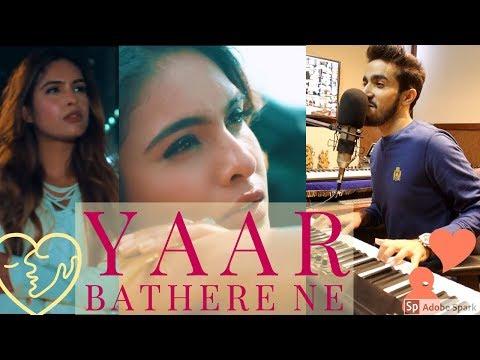 Sakhiyan | Yaar Bathere Ne |Cover | Hardik Anand