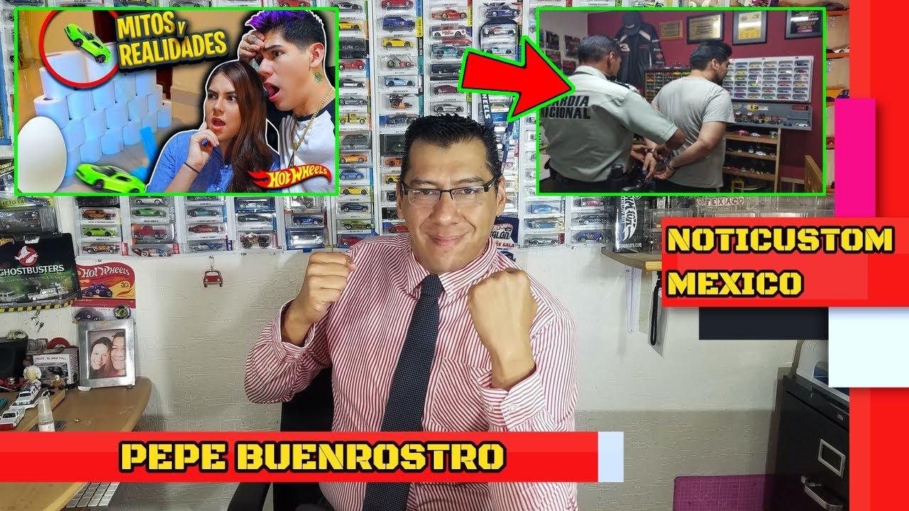 ANTRAX REPRESENTA A MÉXICO EN HOT WHEELS, DETIENEN A YOUTUBER POR ACAPARAR NOTICUSTOM 2