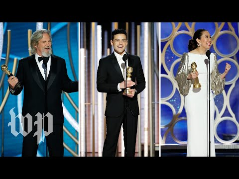 'Bohemian Rhapsody,' Jeff Bridges steal the show at the Golden Globes